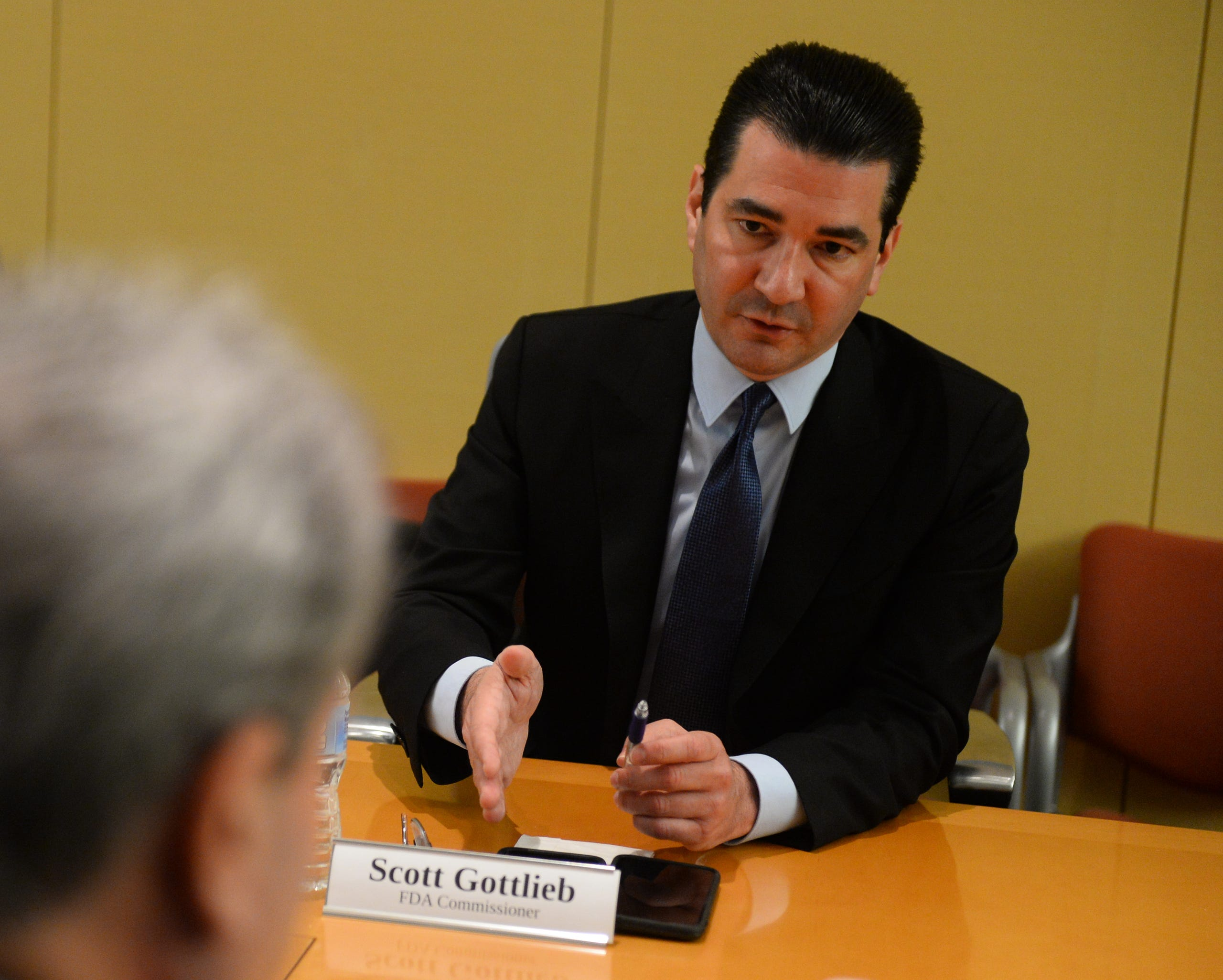 Food and Drug Administration Commissioner Scott Gottlieb surprised both his critics and supporters when he resigned March 5, 2019.