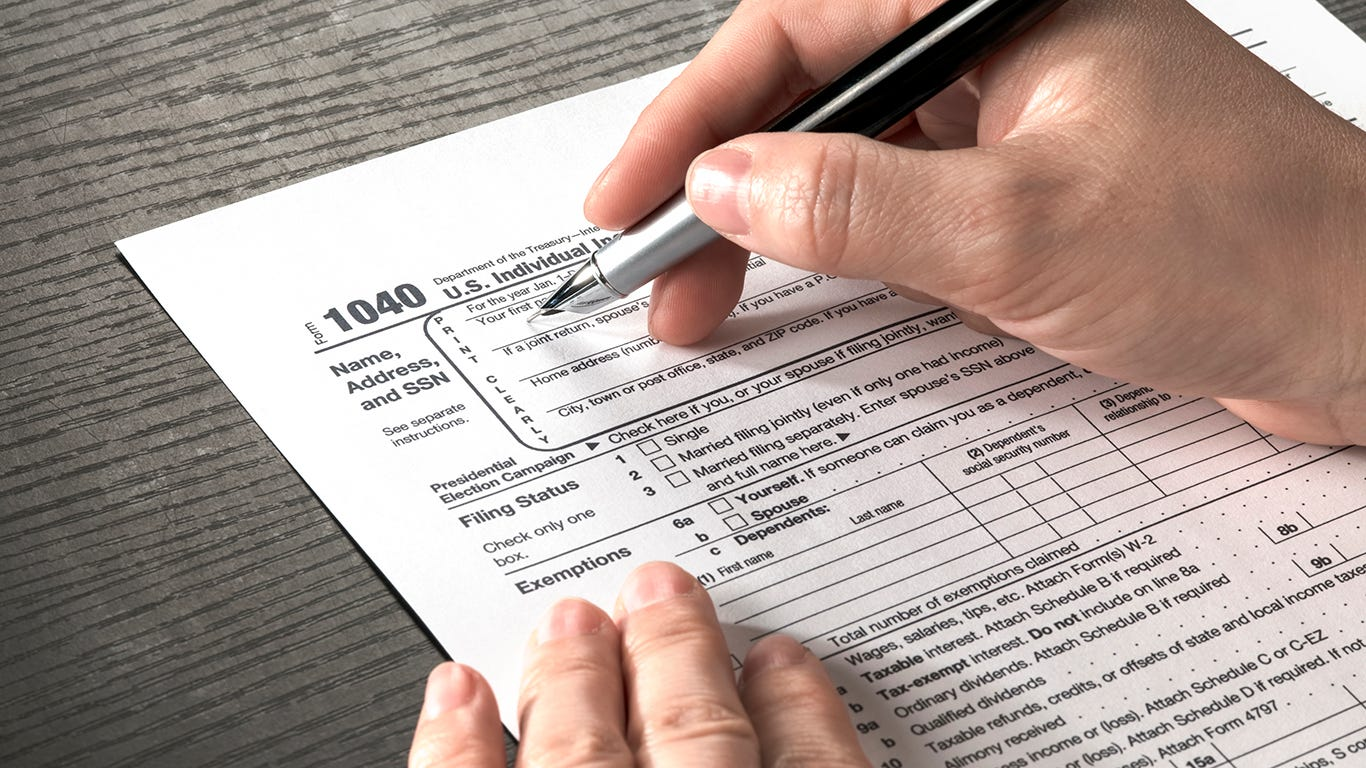 WHERE TO HAVE TAXES DONE
