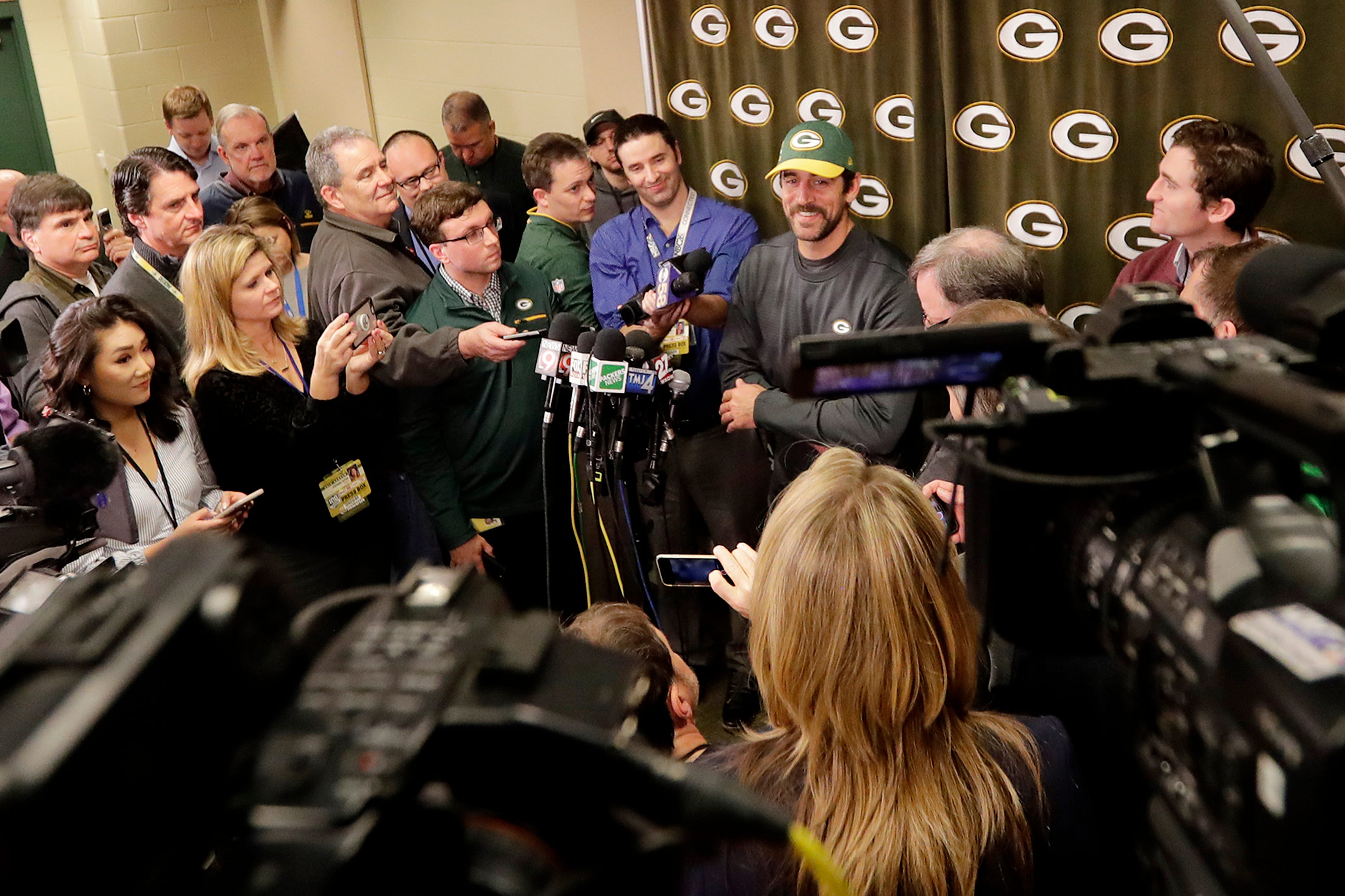 Packers have had a soap opera of an offseason