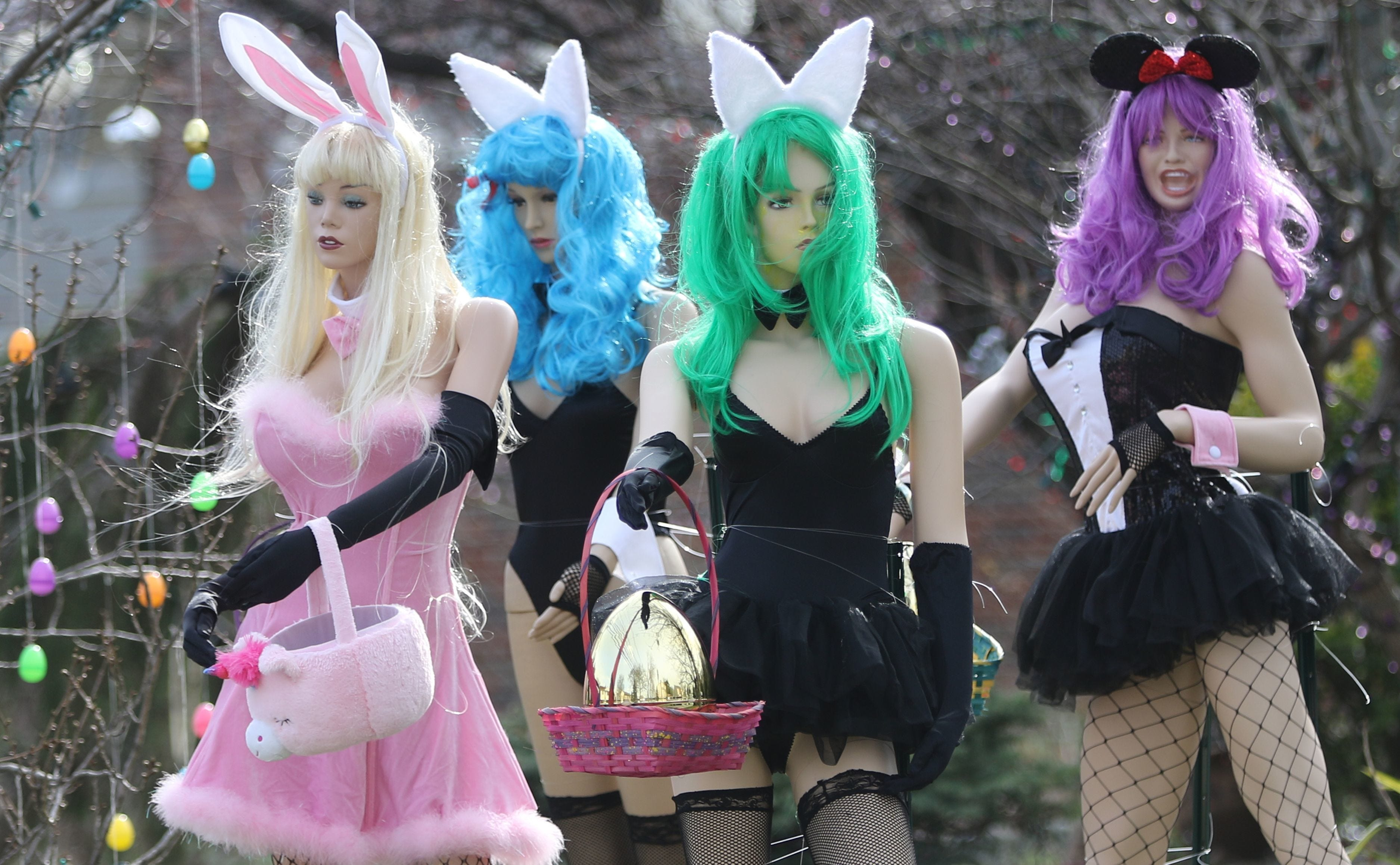 Easter Playboy bunnies, Roomba burglar, Taylor Swift: News from around our 50 states