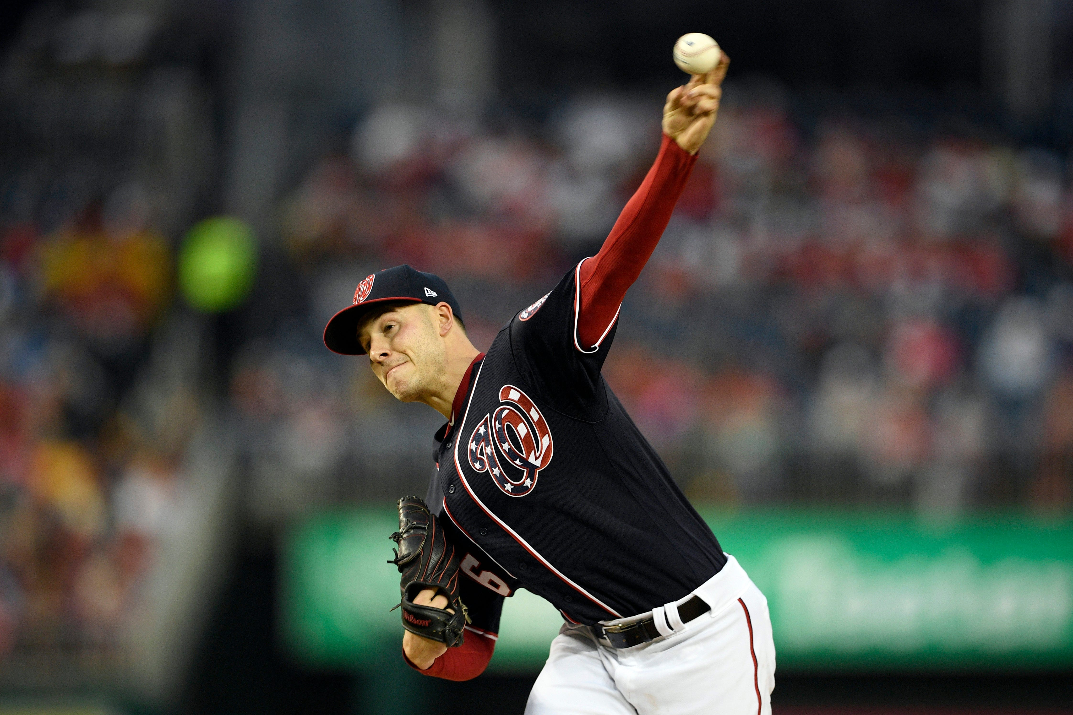 Moran hits pinch-hit, 3-run homer as Pirates top Nats 6-3