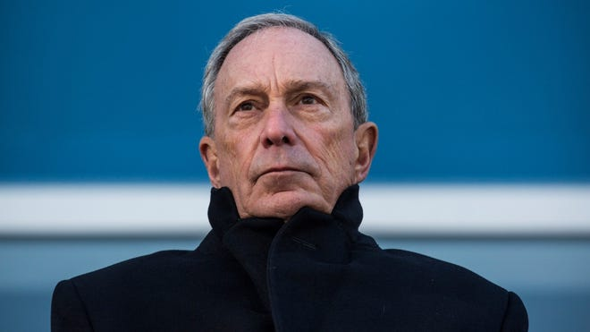 Michael Bloomberg  started his presidential campaign in Alabama, filing necessary paperwork on the state's deadline for entry into the Democratic primary race.
