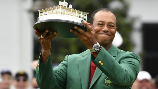The drought is over: Tiger Woods wins 2019 Masters, his first major championship since 2008