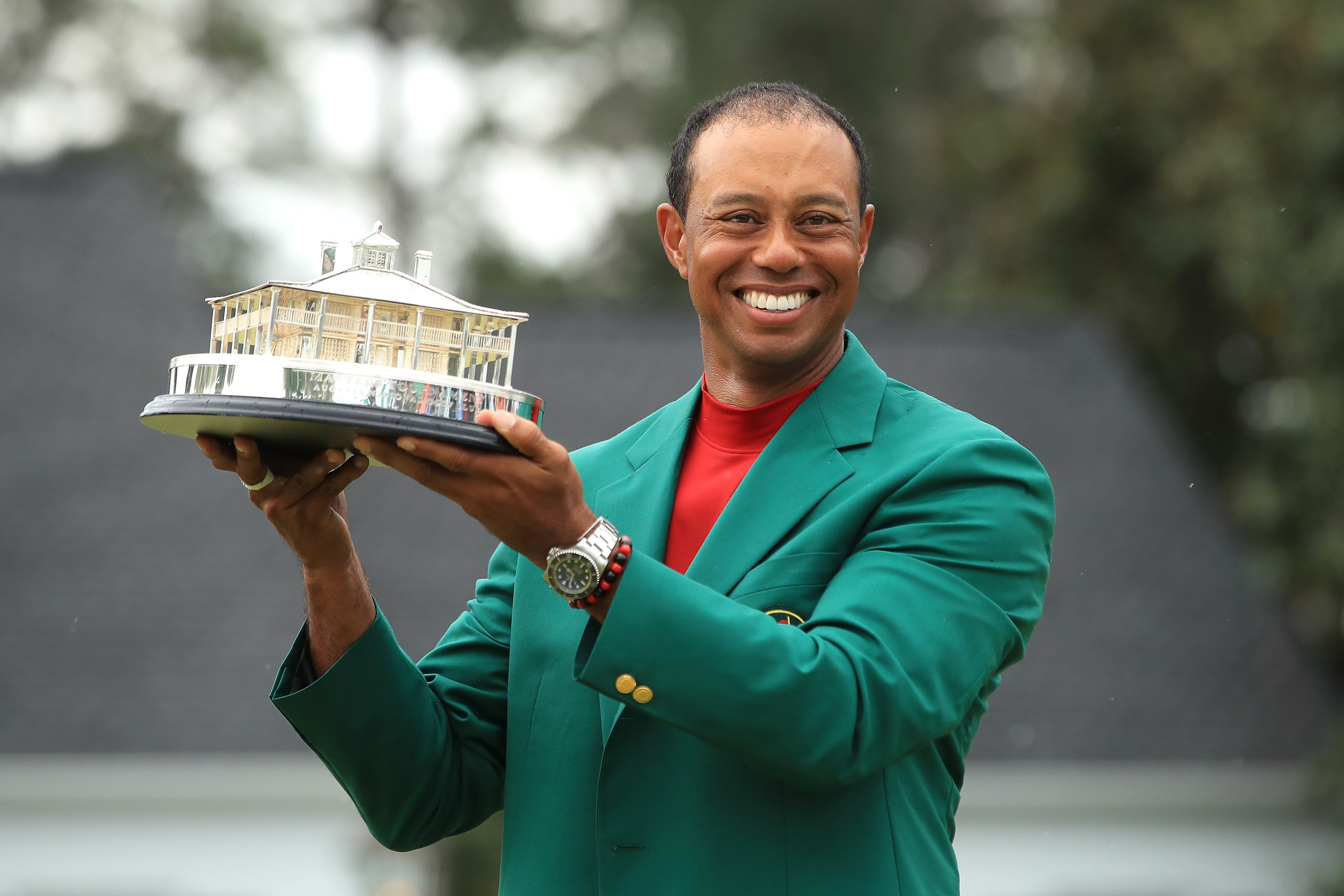 What PGA stars said about Tiger's win at Masters