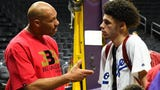 United Entertainment Group's Jarrod Moses explains what Lonzo Ball needs to do to improve his marketability on and off the court.