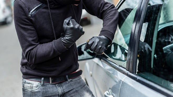 The San Angelo Police Department is urging the public to lock vehicles to help prevent vehicle burglaries.