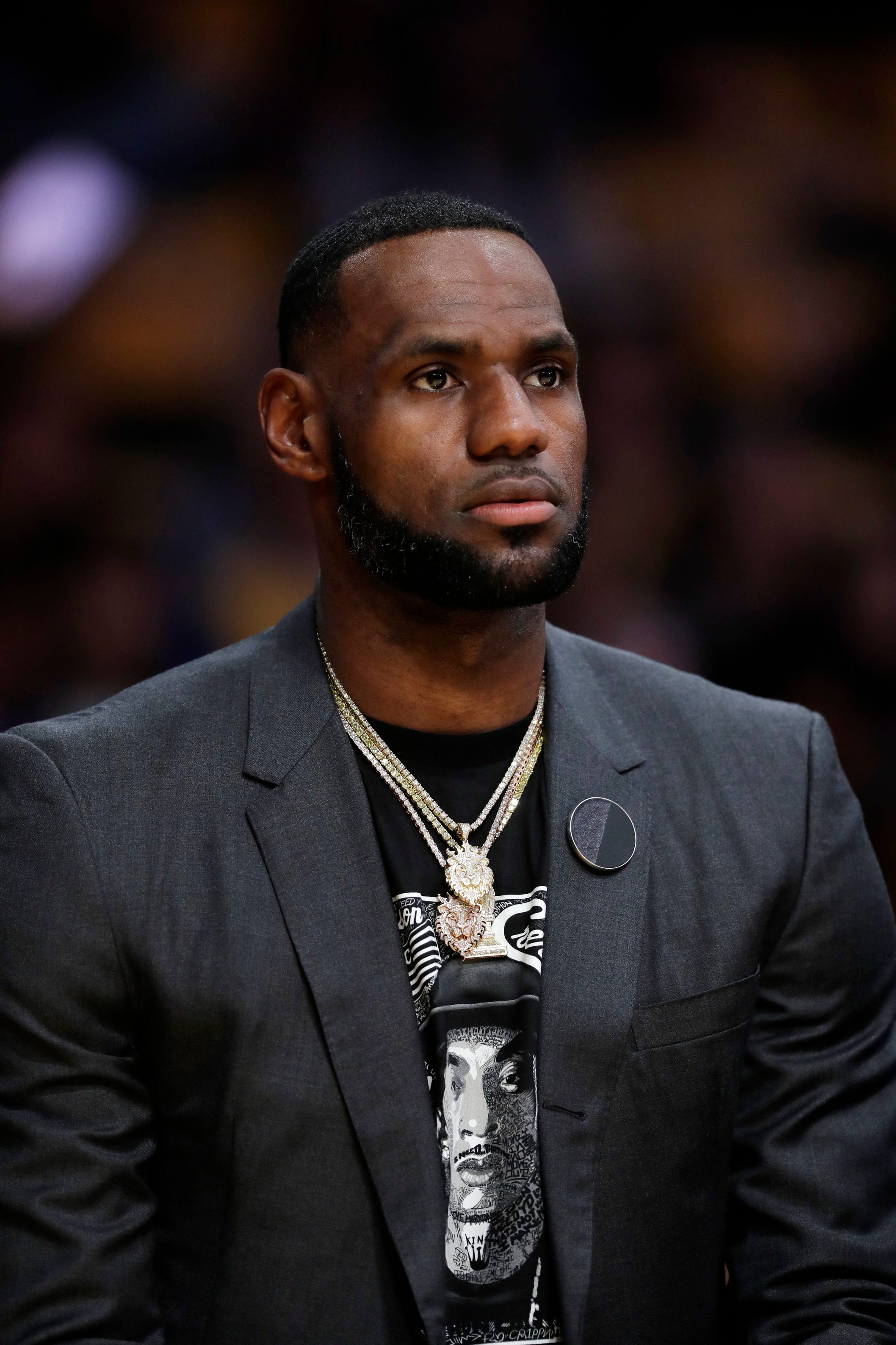 c30761ff471 ... 2019 LeBron James to be executive producer of boxing series. USA TODAY  - 09:00 AM ET April 17, ...