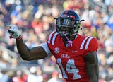 SportsPulse: From Nashville, Trysta Krick sat down with the top receiving prospect in this year's draft D.K. Metcalf to discuss his viral photo, combine performance and his response to those who say he can only run the go route.