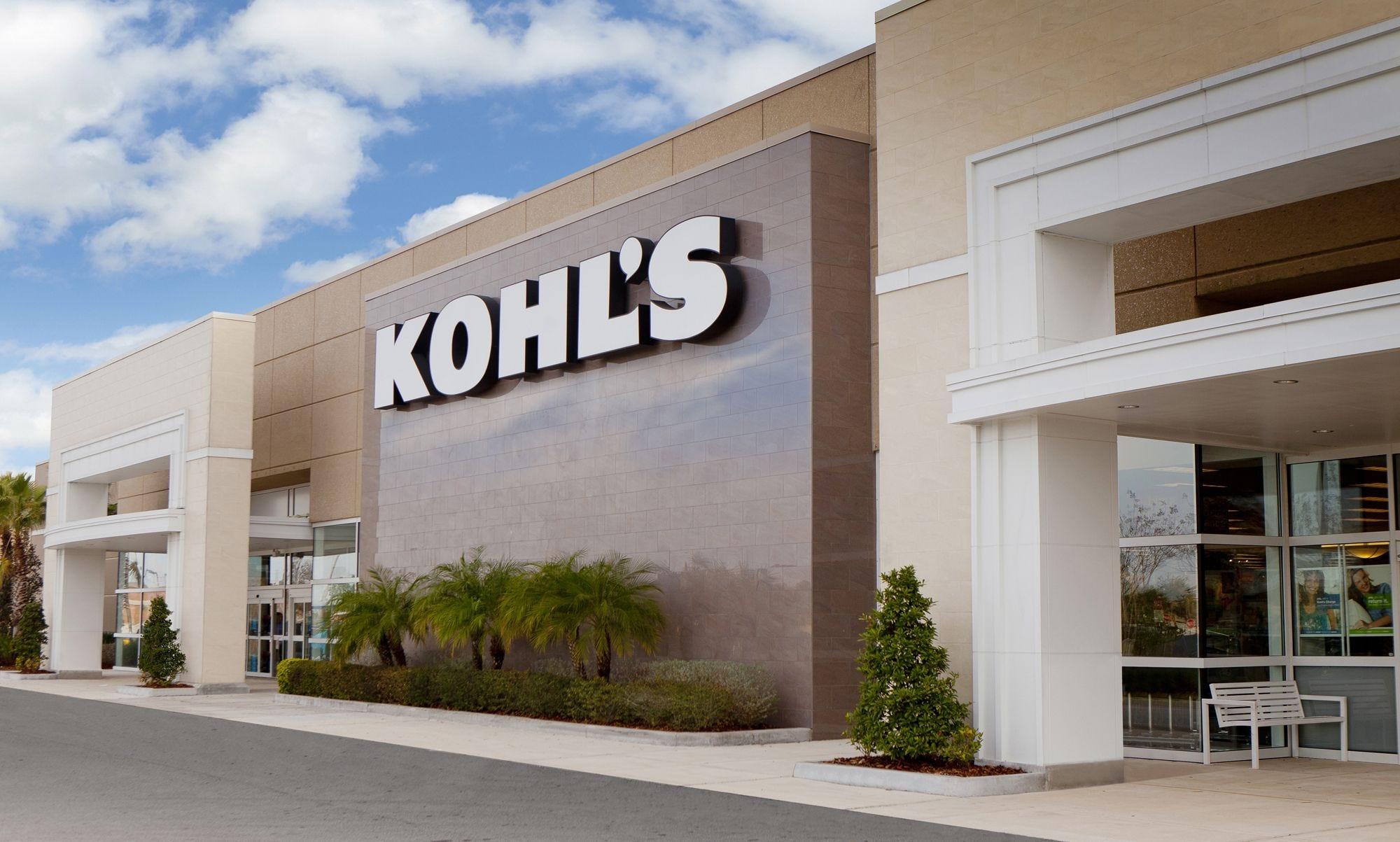 Kohl's offering free returns on Amazon items