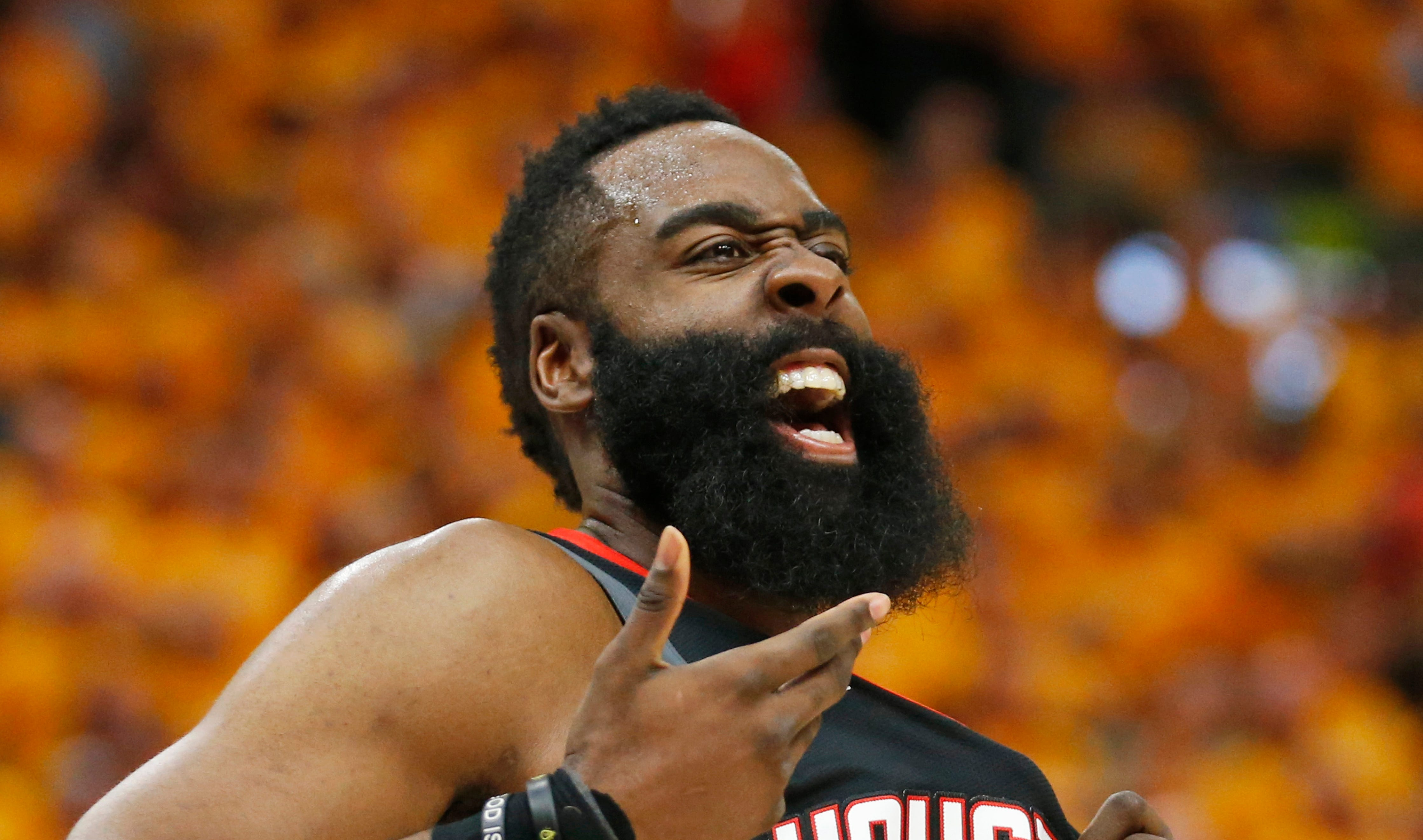 Opinion: James Harden started 0-15, but his flops are why fans are roasting him