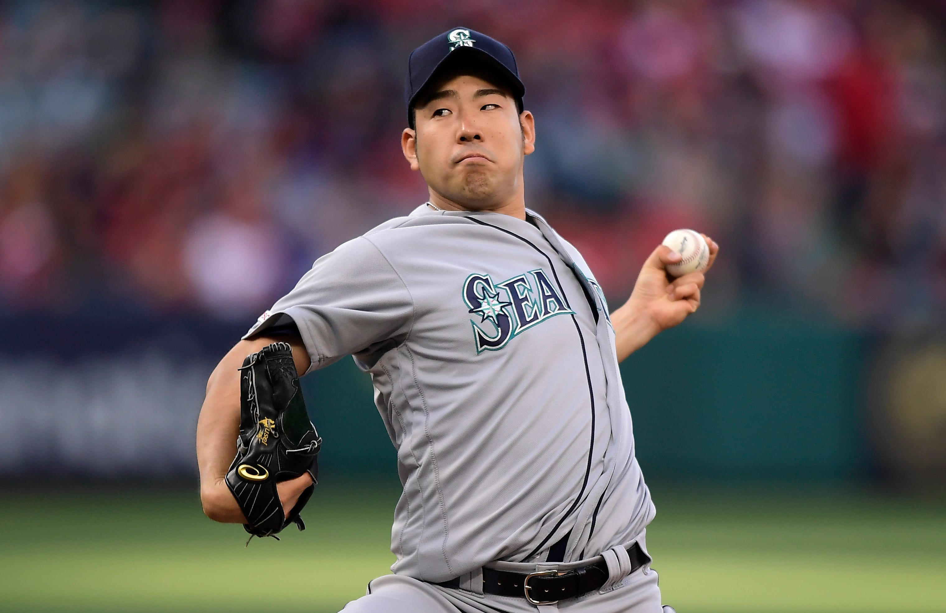 Pujols passes Ruth on RBI list, but Mariners beat Angels 6-5