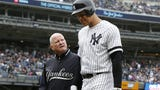 What I'm Hearing:  USA TODAY Sports' Bob Nightingale provides an update on Aaron Judge's strained oblique, which is just the latest in a long list of injuries for the Yankees.