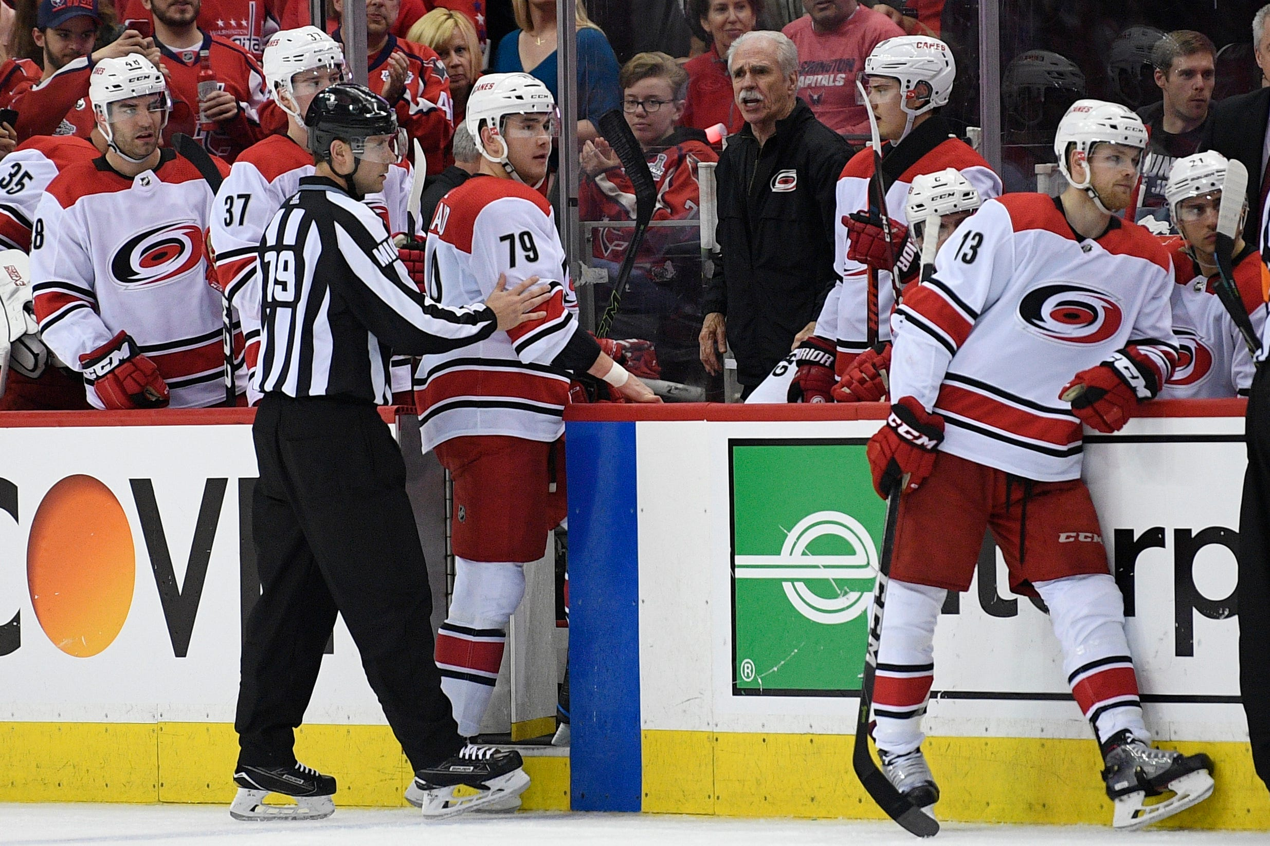 AP/CP survey: Players pan delay of game, goalie interference