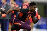 USA TODAY Sports' Michael Middlehurst-Schwartz breaks down the game of the newest Seattle Seahawk: Ole Miss wide receiver D.K. Metcalf.
