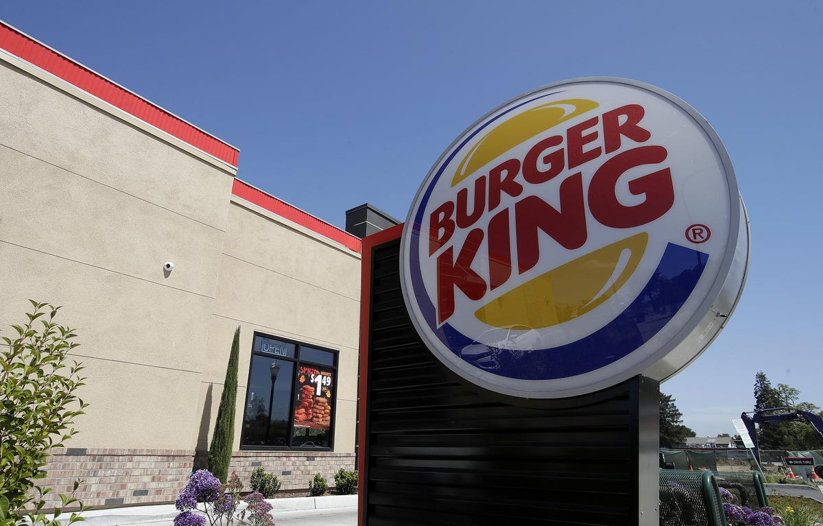 Burger King may sell plant-based burger across U S  this year