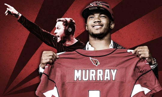 Arizona Cardinals rookie Kyler Murray's first NFL autograph sets record at auction