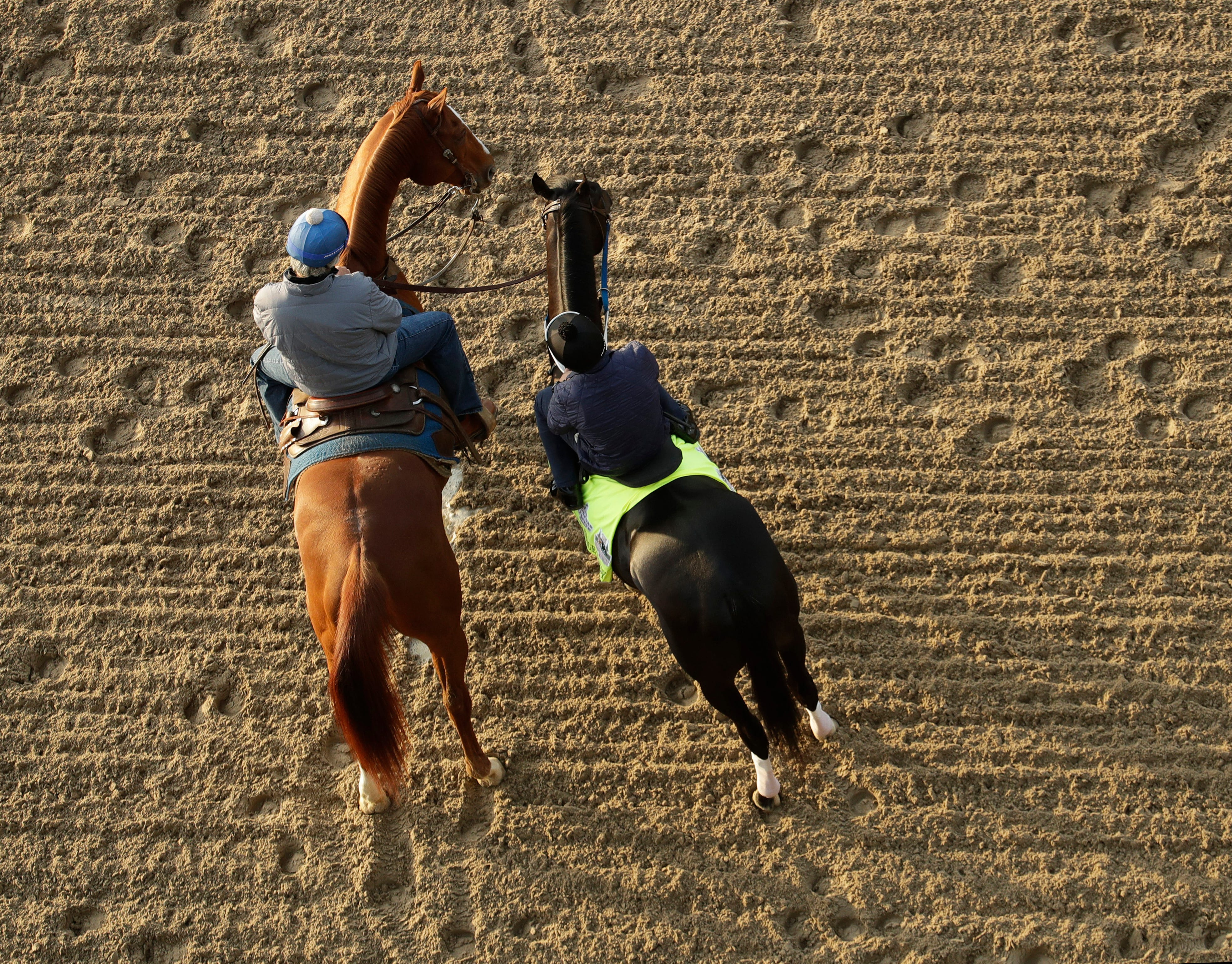If you're betting on the Kentucky Derby, look to this under-the-radar horse