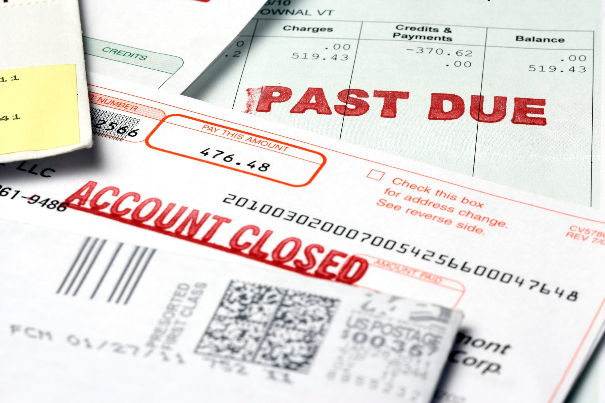 Debt collectors would be able to text and email about missed payments under proposal