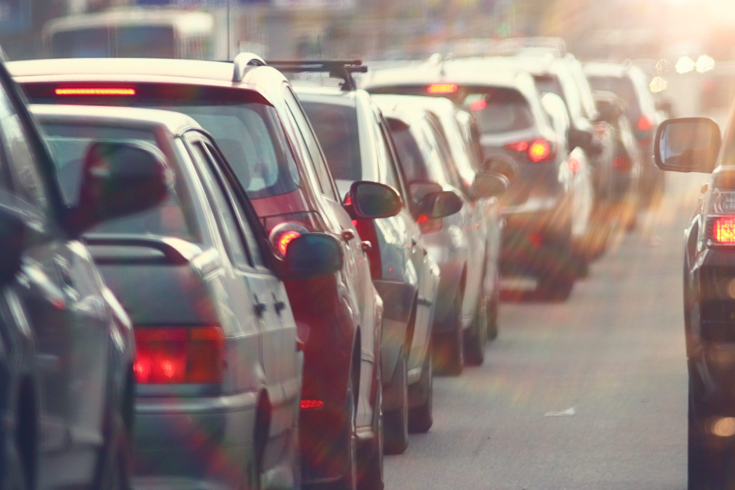 Hitting the road for Memorial Day? Expect traffic
