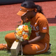 Deployed big brother delivers softball game surprise