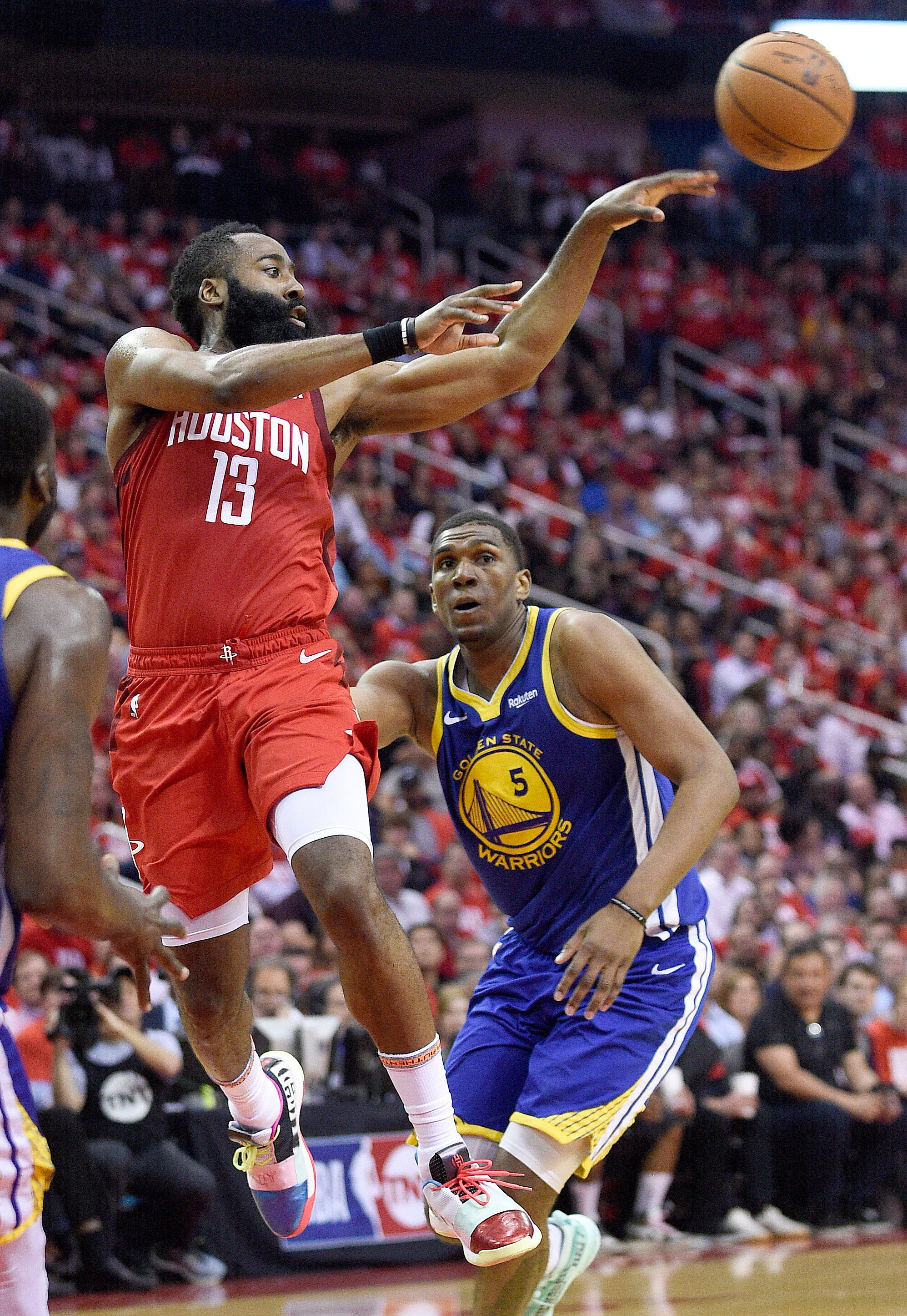 8ccad717066d Durant-Harden duel may go distance  Bucks can finish Celtics