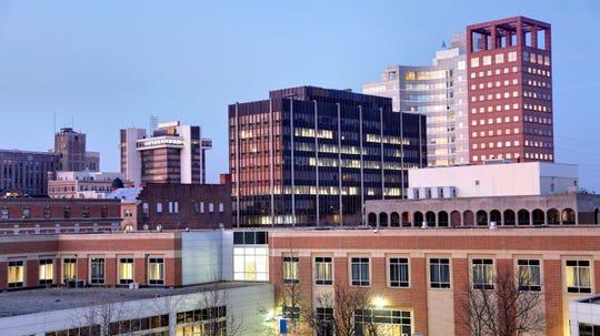 Downtown Bridgeport