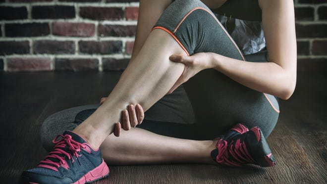 Studies conducted so far do not establish a definitive link between caffeine and muscle cramps, but some research shows a possible connection. Stimulants can cause any muscle in the body to twitch, and coffee is a stimulant.