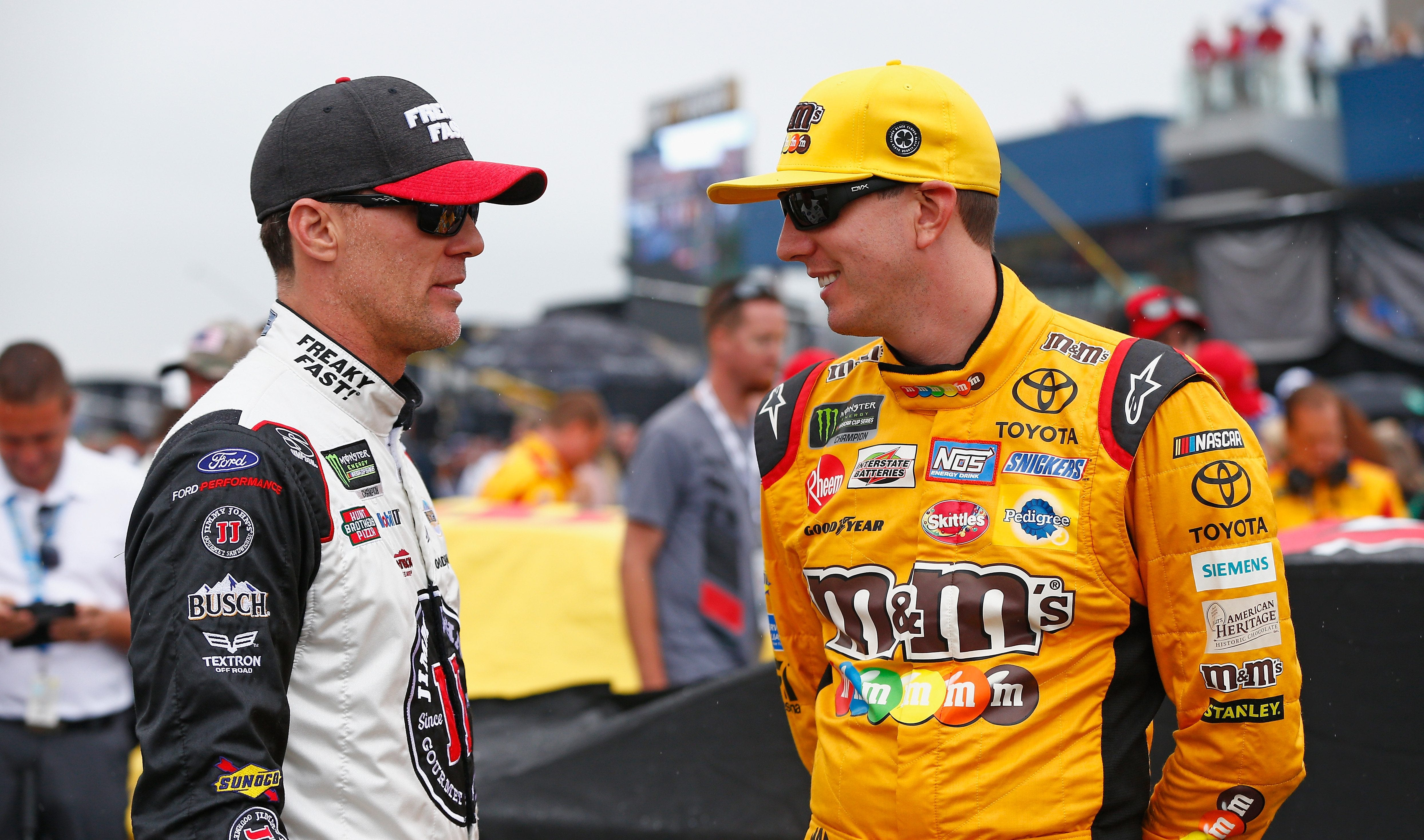 NASCAR drivers to watch at Charlotte's Coca-Cola 600