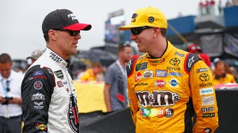 For The Win's Michelle Martinelli thinks these drivers have the best chance of winning NASCAR's longest race, the Coca-Cola 600.