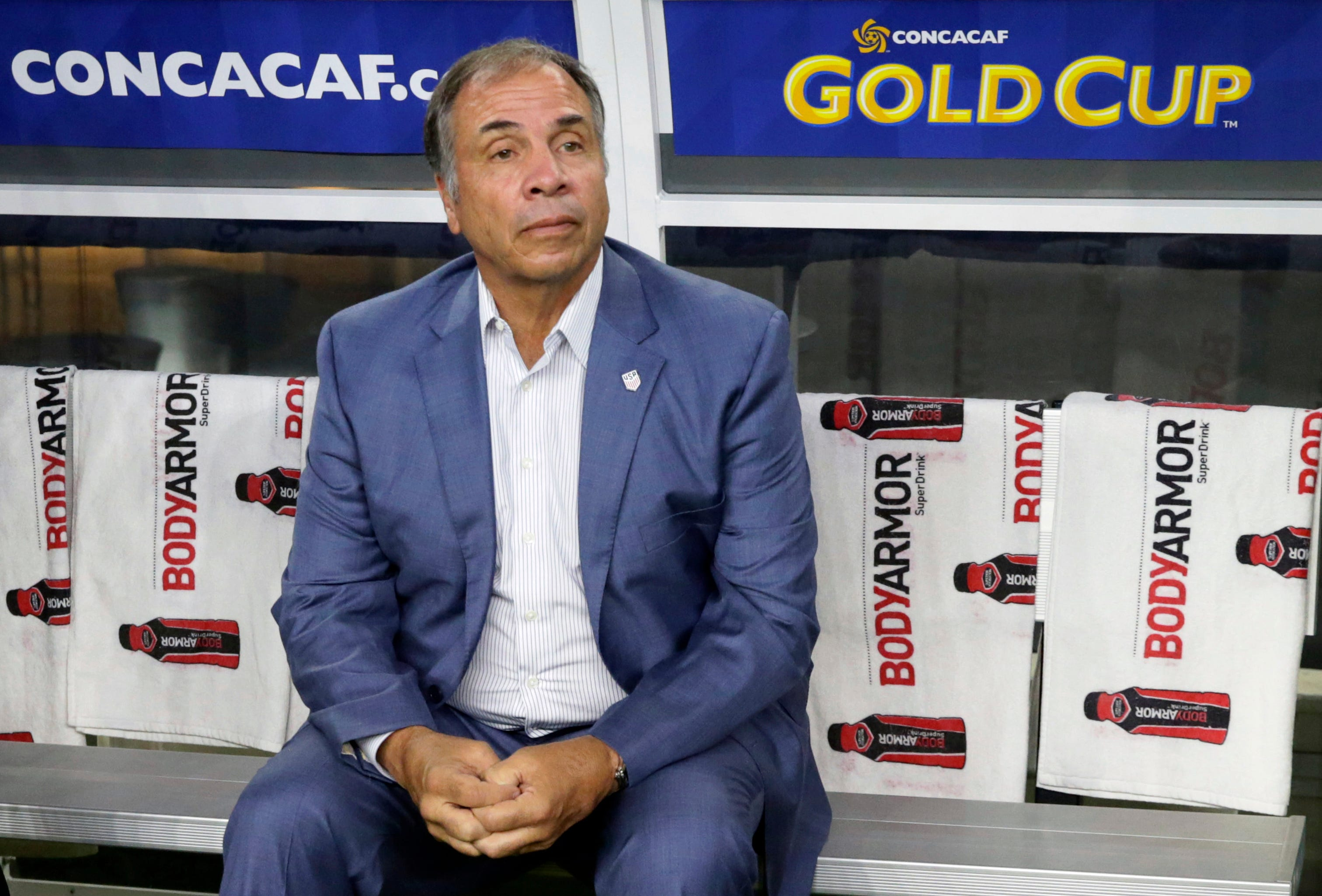 Revolution hire 5-time MLS Cup champ Bruce Arena as coach
