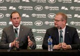 What I'm Hearing: NorthJersey.com's Andy Vasquez on why the Jets firing Mike Maccagnan is so surprising and what led to the abrupt decision.