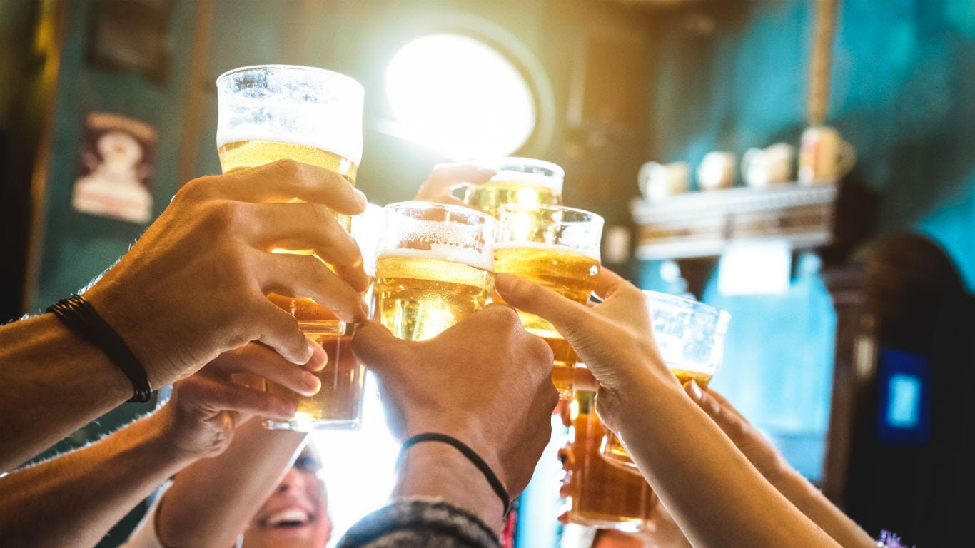 What are the biggest beer brands in America? Here's the top 31