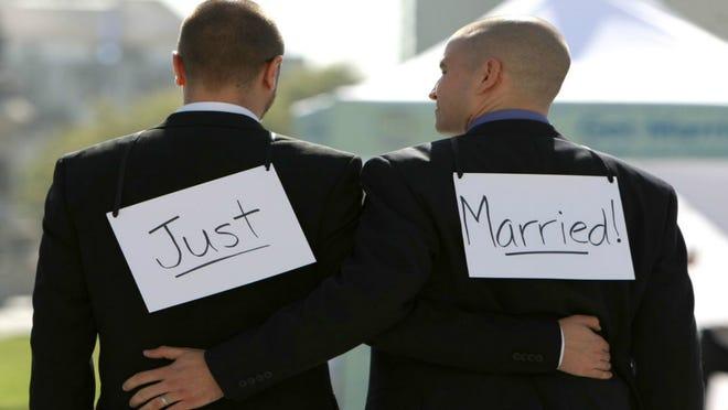 Discrimination of same sex marriage
