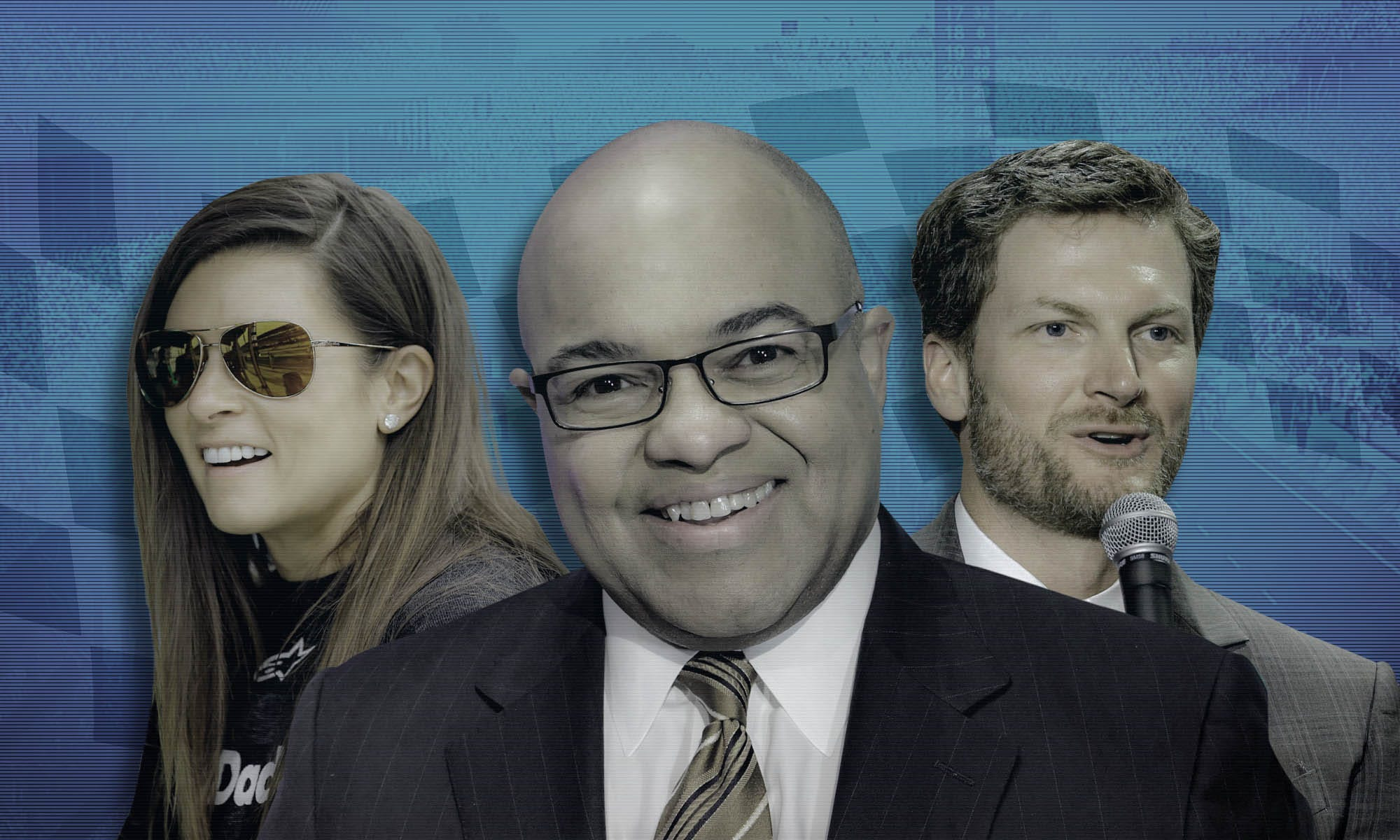 Danica, Dale Jr., Mike Tirico bring 'fresh perspective' to NBC's first Indy 500