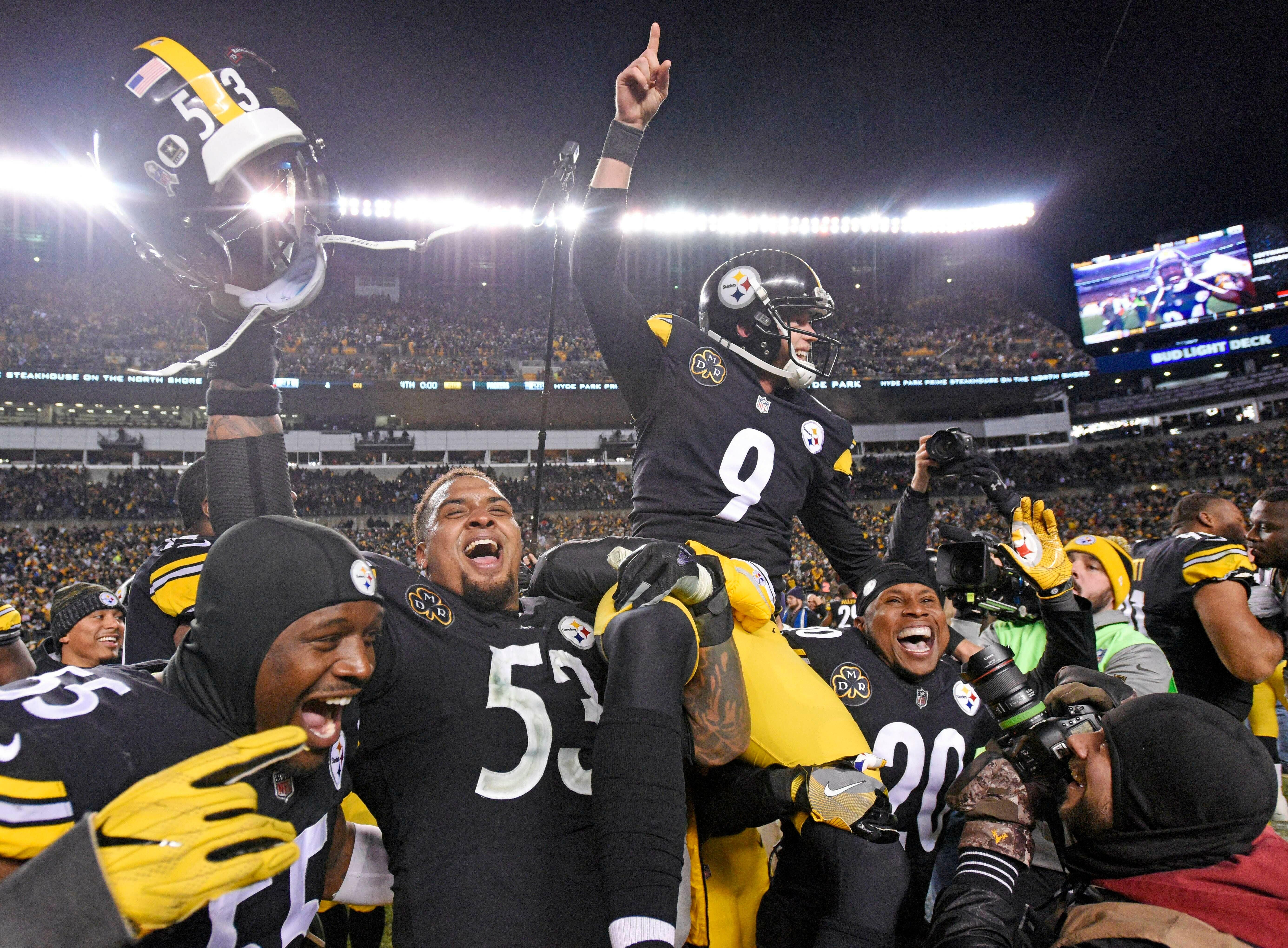 Bounce-back Boz? Steelers' Boswell aims past bumpy kicks