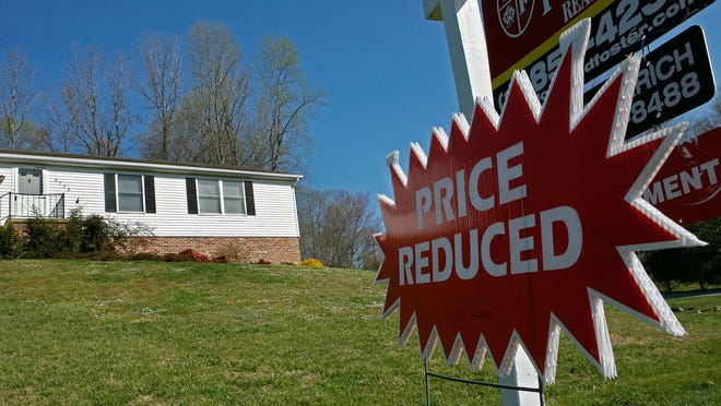 U.S. home prices are rising at the slowest rate in nearly 7 years according to the S&P CoreLogic Case-Shiller index.