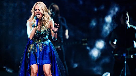 Carrie Underwood accused of stealing NFL's 'Sunday Night Football' intro, lawsuit says