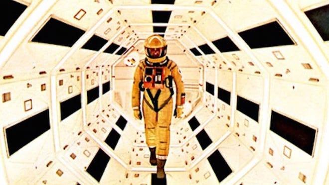 """Une scène de """"2001: Une odyssée de l'espace"""""""
