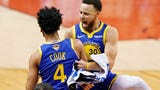 What I'm Hearing: USA TODAY Sports' Jeff Zillgitt breaks down player reaction from Game 2, where the Warriors bounced back to even the series against the Raptors.