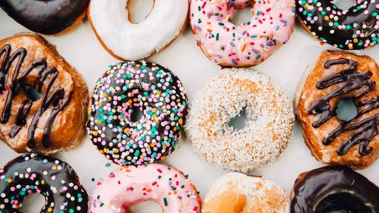 Free doughnuts for National Donut Day Friday! Krispy Kreme, Dunkin' extend food holiday with freebies