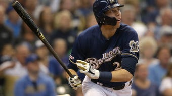 USA TODAY Sports' Bob Nightengale explains how MLB stats are at a record setting pace.