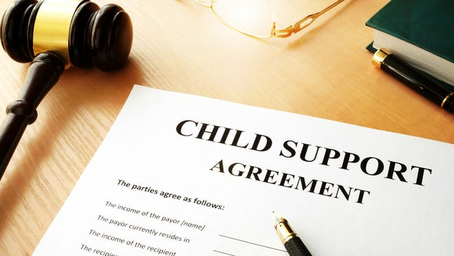 The New Mexico Child Support Enforcement Division collected 57% of the child support it handled last year — about 7 percentage points below the national average.
