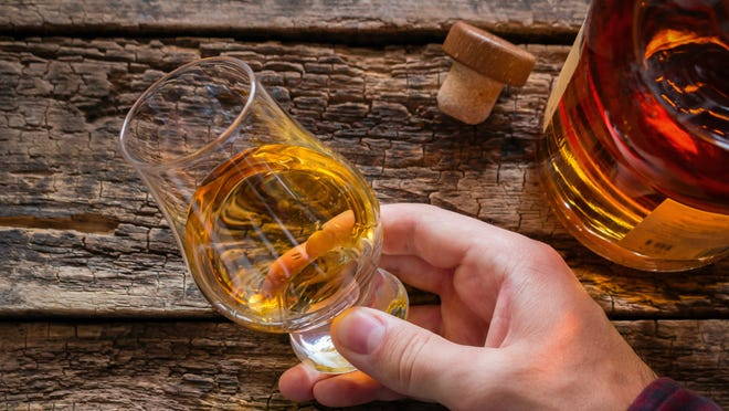 According to a new report by the London-based international financial consulting firm Knight Frank, smart investors should probably be collecting whisky.