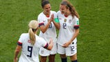USWNT forward Carli Lloyd let out a clap heard 'round the world on Sunday during the Women's World Cup.