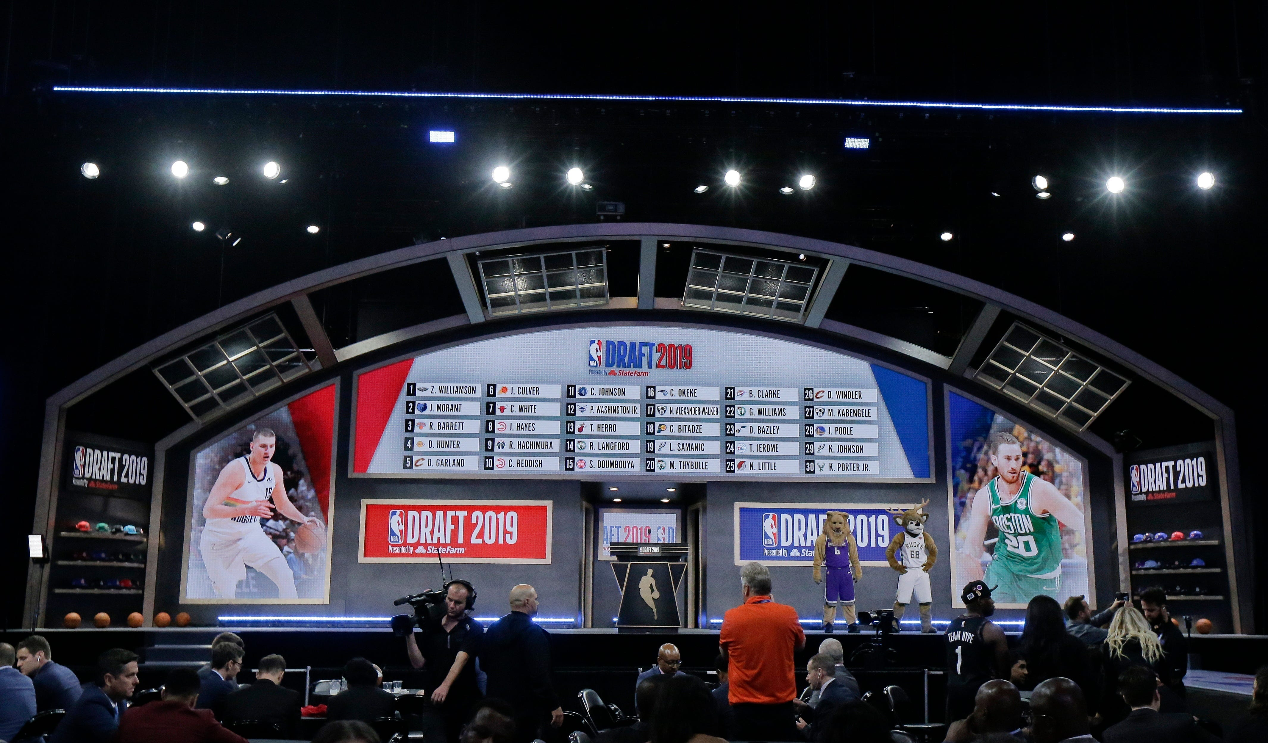 The Latest: Duke, ACC have big night as NBA draft concludes thumbnail
