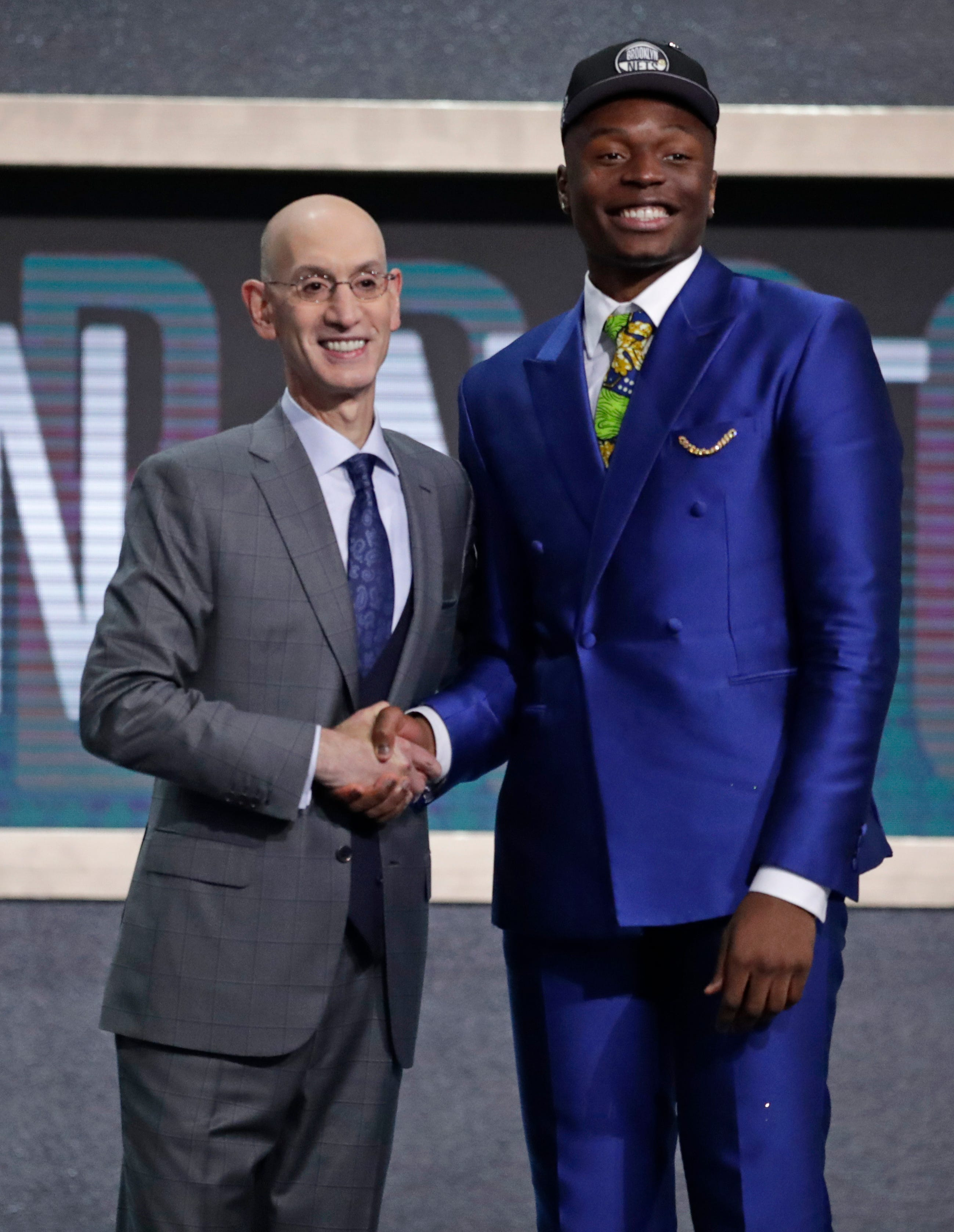 Nets trade 1st-round pick, pointing toward free-agent spree thumbnail