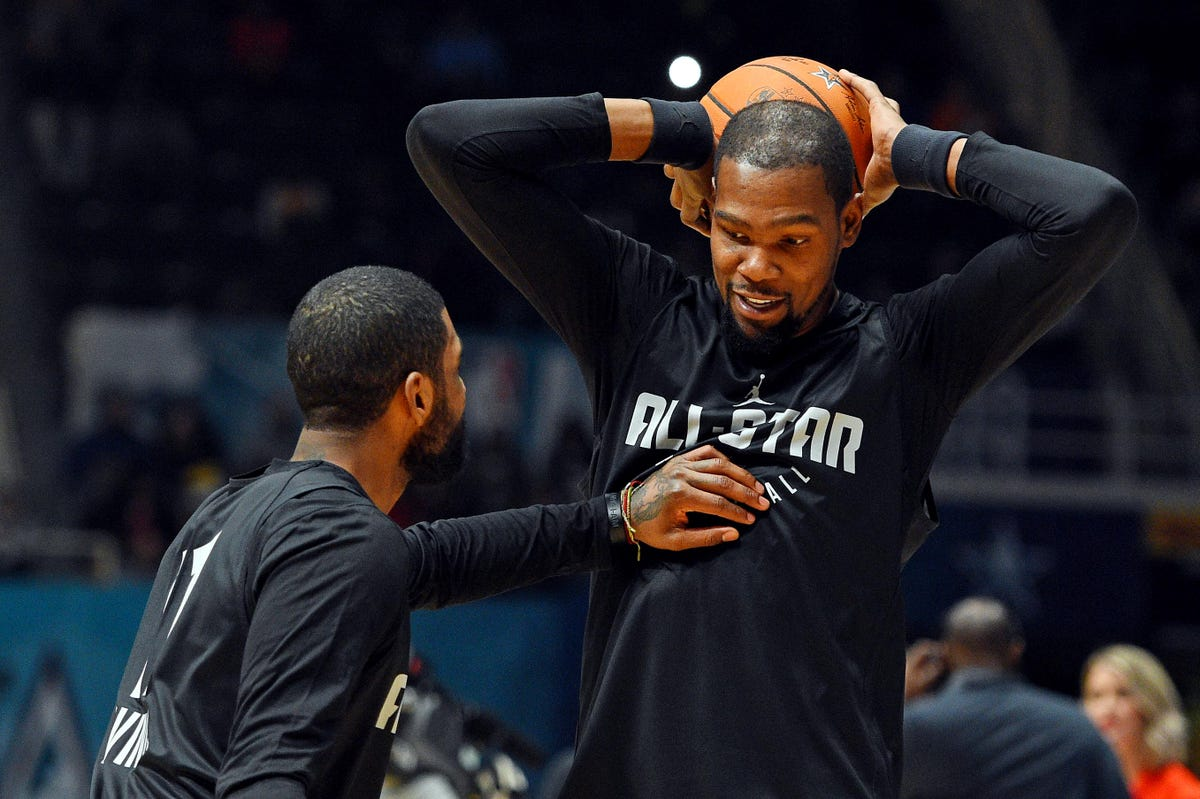 2019 NBA Free Agency: Brooklyn Nets get Kevin Durant, Kyrie