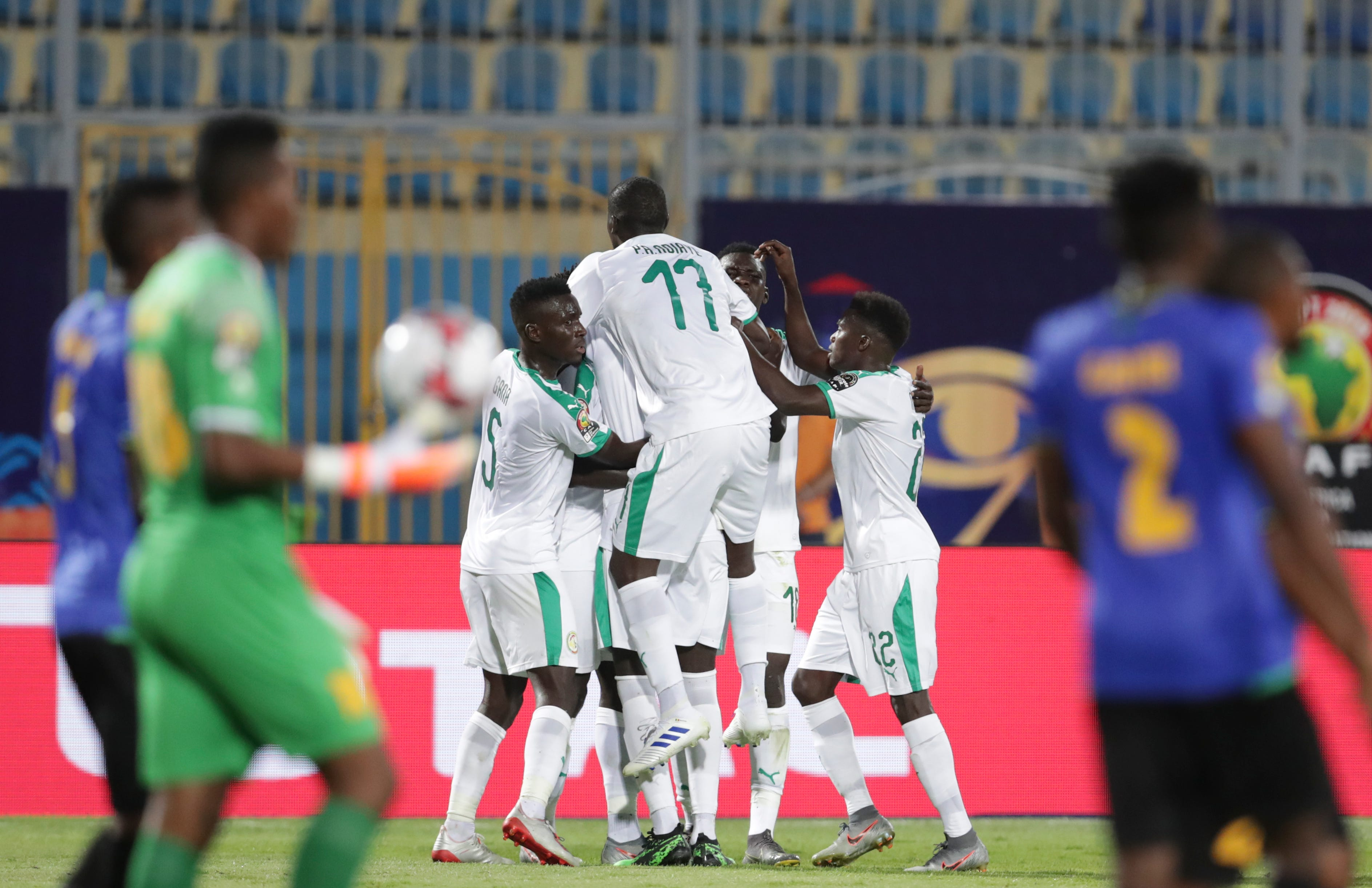 Senegal doesn't miss Mane as it starts African Cup with win thumbnail