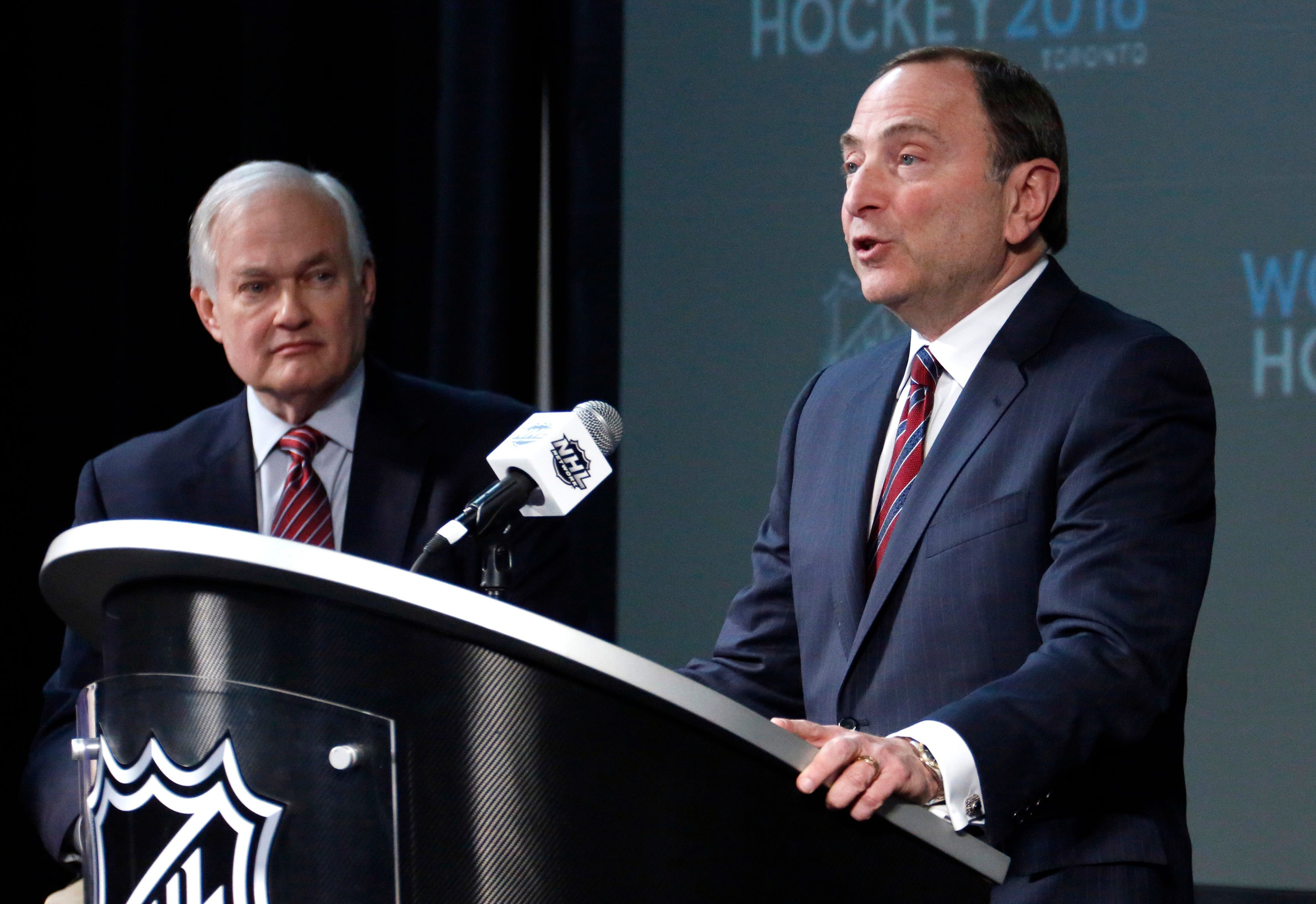 Rebooting World Cup of Hockey to be part of NHL labor talks