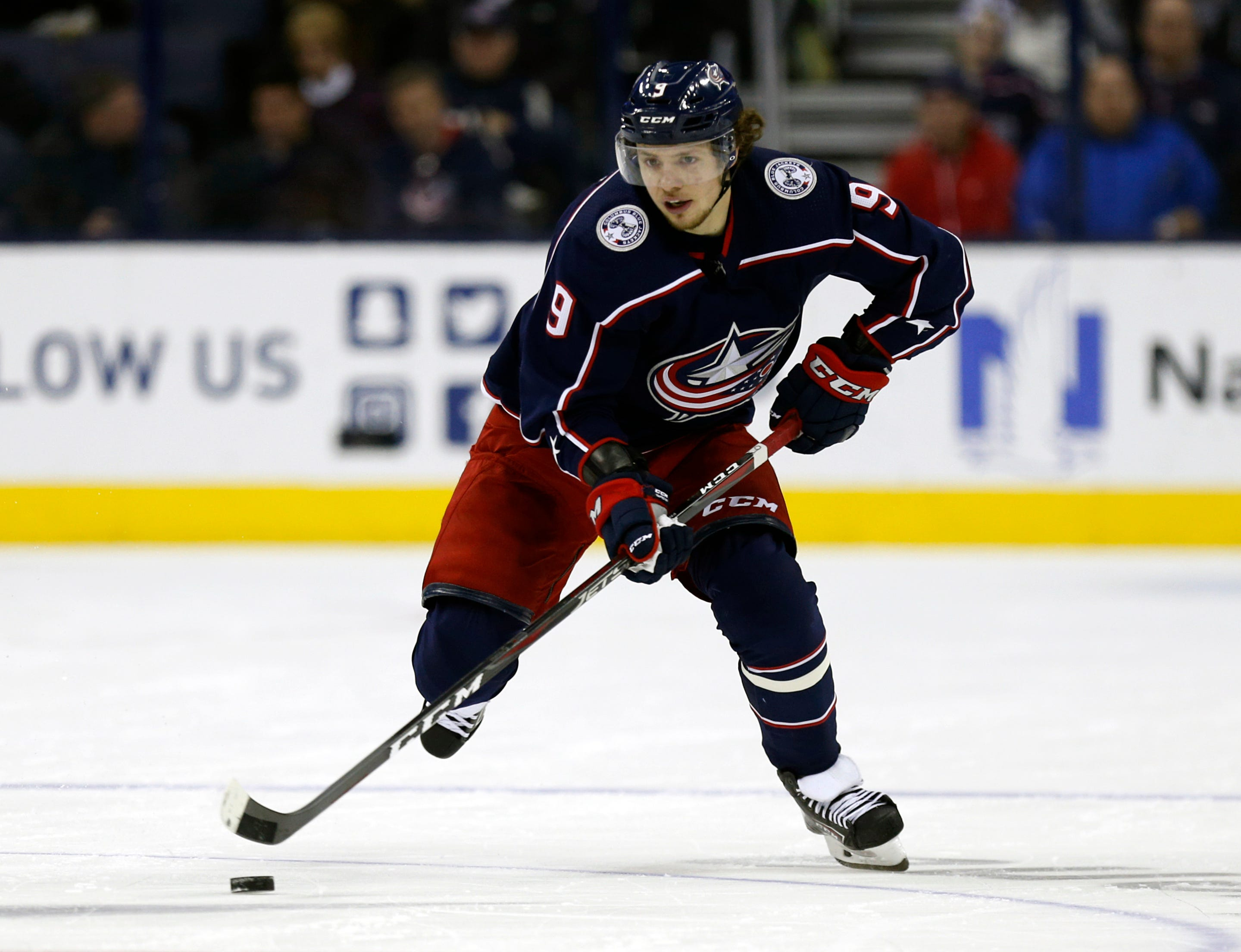 Jackets look to reassemble pieces after free agent losses